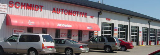 Indianapolis Indiana Vehicle Repair Shop